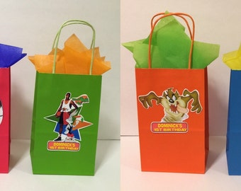 Space Jam party bags (12)
