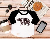 Brother Bear Shirt; Big Brother Announcement Shirt; Matching Family Bear Shirts; Big Brother Shirt; New Baby Announcement; Brother Bear Tee