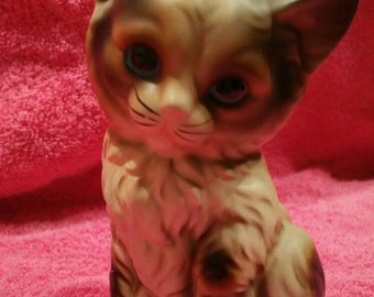 Vintage Frimont Ware Japan Kitty Cat Figurine