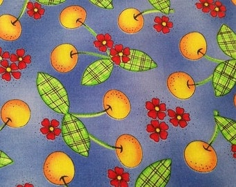 Cherry Jubilee Quilting Fabric - Fat Quarter