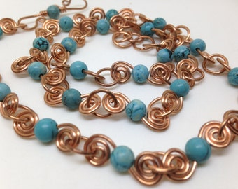 Spiral Chain Video Tutorial