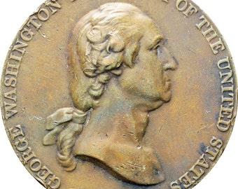 1789 United States George Washington Medal