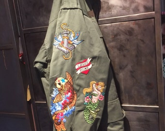 "Jacket ""Tattoo Old School"""