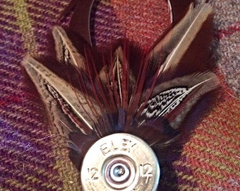 The 'Lucy' Feather Pin
