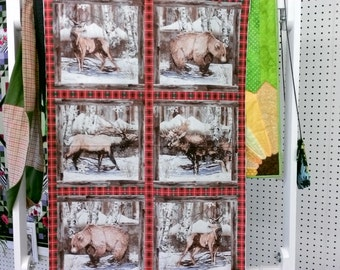 Northcott 20877 24 wildlife panel