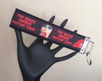 Wrist Strap Key Fob/Rocky Horror Picture Show