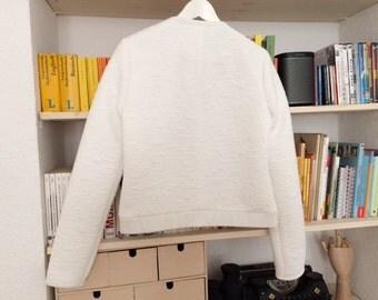 Quilted jacket/ kurze Steppjacke