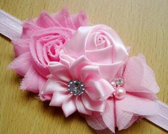 Flower Garden Girl's Headband