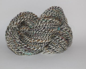 Hand-Spun Merino Bamboo Yarn