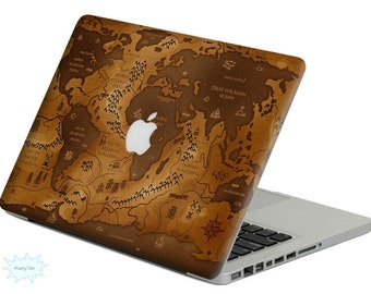 New Oil Painting decal mac stickers Macbook decal macbook stickers apple decal mac decal stickers 09
