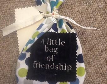 A little Bag of Friendship