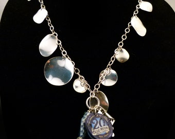 Blue Moon Necklace, N5066