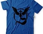 Team Mystic Shirt Pokemon Go Team Mystic Team Pokeball Team Mystic TShirt
