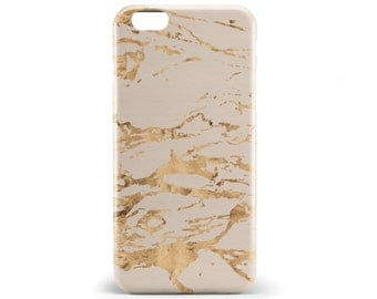 1400 // Pink and Gold Marble Phone Case iPhone 5/5S, 6/6S, 6+/6S+ Samsung Galaxy S5, S6, S6 Edge Plus, S7
