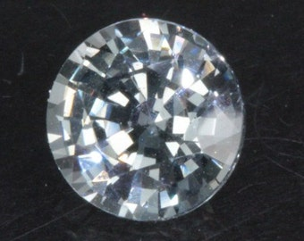 1.94 Ct Blue-Grey SPINEL - VVS1! - Top Luster!
