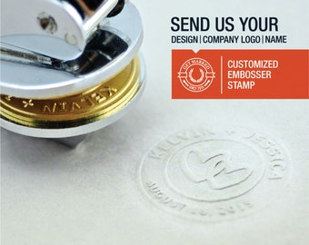 Customized Embosser Stamp (ES0008)