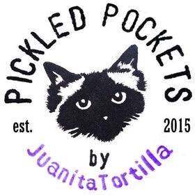 Pickled Pockets Etsy store