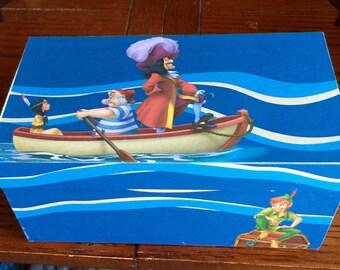Disney Peter Pan box