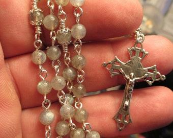 Rosary No. 36 Moon Glow