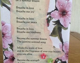 Handmade Greetings Card by Jannietta