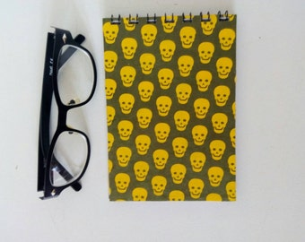 Book death's head / notebook