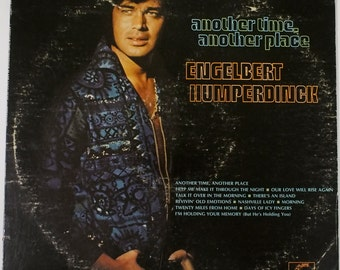 "Engelbert Humperdinck - ""Another Time. Another Place."" vinyl"