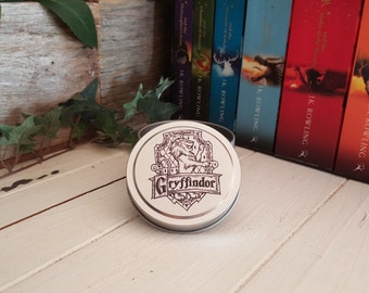 Gryffindor Pride - Harry Potter Collection - Custom Soy Candle.