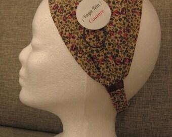 Headband Hair Eloise Plum color
