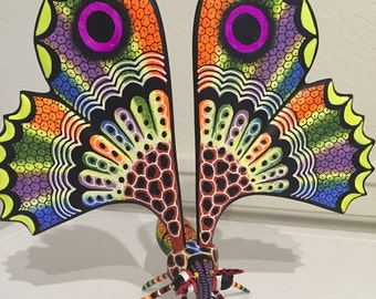 Alebrije - Butterfly by Zeny Fuentes