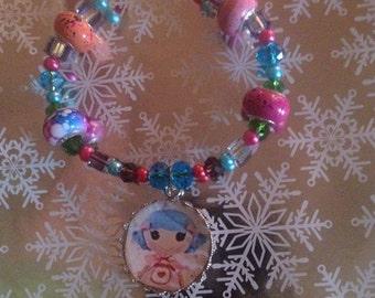 """Lala Loopsy """"Icy Chuncky Bracelet """""""