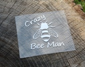 Costumized Beekeeper Decals