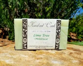 Tea Tree Lime