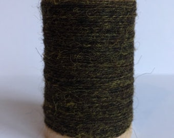 Rustic Wool Moire Thread - Color #435