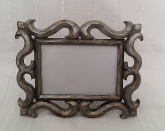 Photo frane, Picture frane, 10x15, Home decor, Vintage frame, Personal frame,