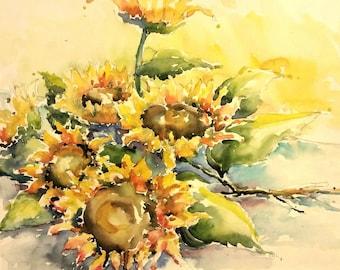 Sunflower Sass!