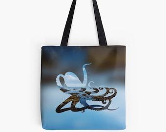 Octopus bag | Etsy