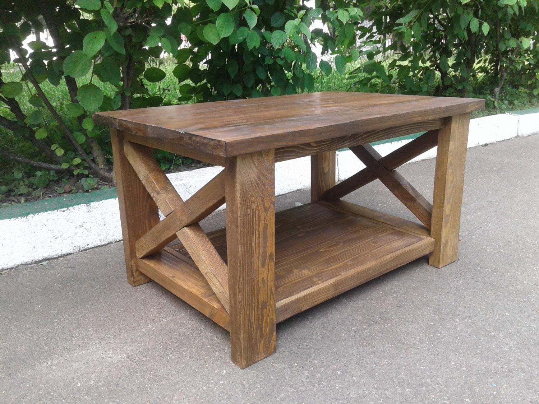Tavolo bancali mobili provenzali tavolini da salottotavoli for Tavolo con bancali
