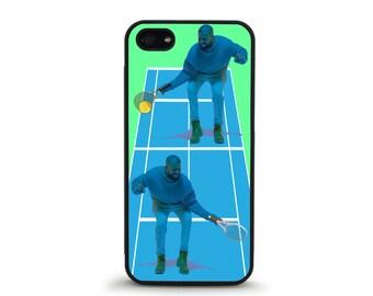 Drake Playing Tennis Phone Case - iPhone 4/4s, 5/5S, 5C, 6/6s, 6/6s plus