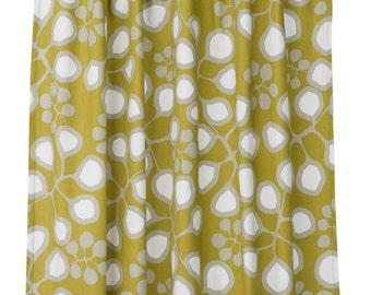 Cortina de color amarillo   cortina floral   cortina Blackout   cortinas con pliegues   paño de corteza   cortinas de la ventana   Cortina escandinava   cortinas
