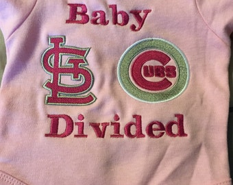 Baby Divided onesie