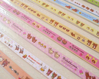 Origami Lucky Star Paper Strips Cute Teddy Star Folding DIY - Pack of 50 Strips
