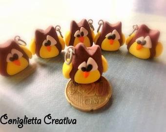 Cute OWL pendants