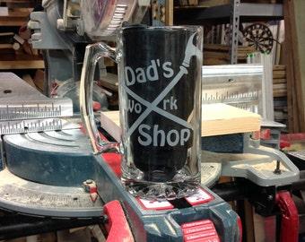 Dad's Work Shop
