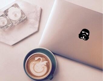 Star Wars Macbook Decal Laptop Sticker Macbook Pro Air Vinyl Decal Macbook Sticker, stickers macbook pro, macbook pro decal