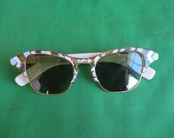 1950's Art Deco Sun Glasses