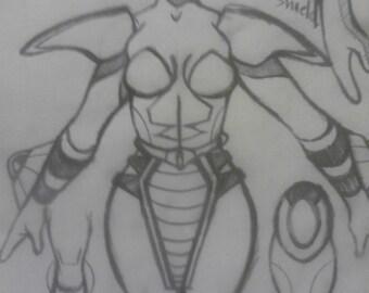 Shelia, random armored expierimenting