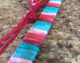Multi Colored Friendship Bracelet