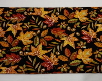 Fall Placemats,  Kitchen Decor, Fall LeavesPlacemats, Autumn Table Decor, Seasonal Decor, Reversible Placemats, Table Decor, Table Linens
