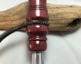 Purpleheart Double Reed Duck Call