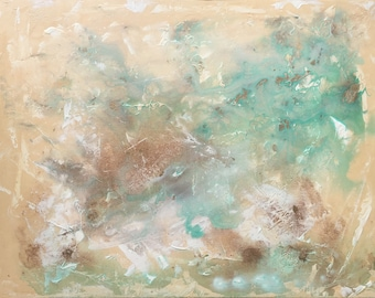 Abstract Painting by Emily Jane Horton